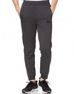 PUMA FtblNXT Casual Track Pants Dark Grey