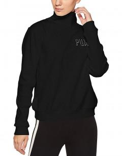 PUMA Fusion Turtleneck Sweatshirt Black