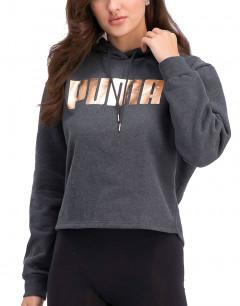 PUMA Holiday Pack Hoodie Fl Wmns Grey