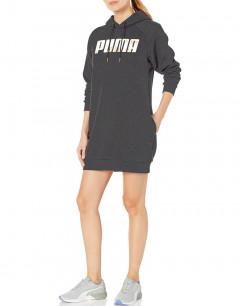 PUMA Holiday Pack Sweat Dress FL Dark Grey