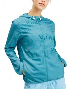 PUMA Last Lap Hooded Jacket Blue