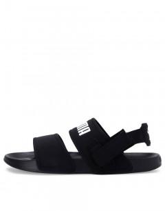 PUMA Leadcat YLM Lite Sandals Black