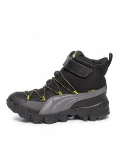 PUMA Maka Puretex V Jr Boots Black