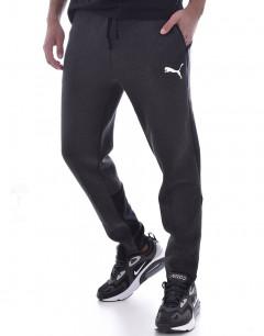 PUMA Mens Sweatpants Grey