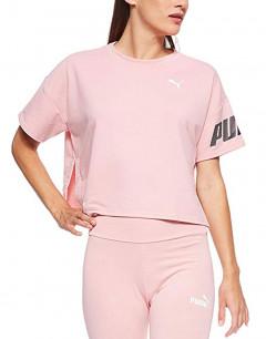 PUMA Modern Sport Sweat Tee Pink
