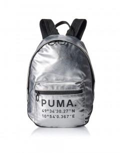 PUMA Mini Prime Time Arhive Backpack Silver