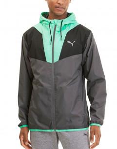 PUMA Reactive Woven Jacket Grey