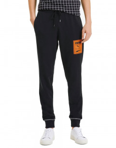 PUMA Recheck Pack Graphic Pant Black