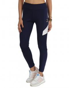 PUMA Retro Rib Leggings Navy