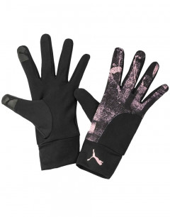 PUMA Running PR Gloves Black