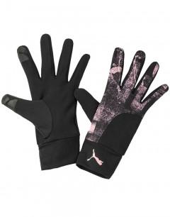 PUMA Running PR Gloves Black