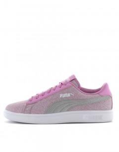 PUMA Smash V2 Glitz Glam Pink