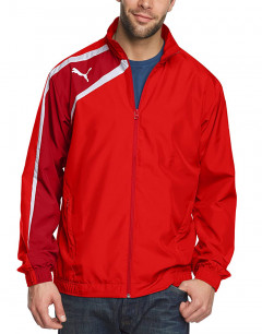 PUMA Spirit Rain Jacket Red