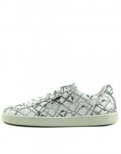 PUMA States X Swash Bones Sneakers White