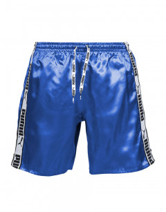 PUMA Stripe Shorts Blue