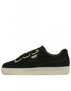 PUMA Suede Heart Celebrate Black
