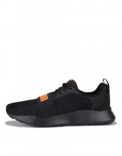 PUMA Wmns Wired E Sneakers Black
