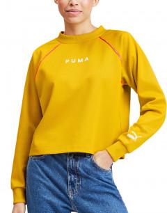 PUMA XTG Crew Sweatshirt Yellow