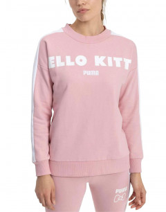 PUMA X Hello Kitty Sweatshirt Pink
