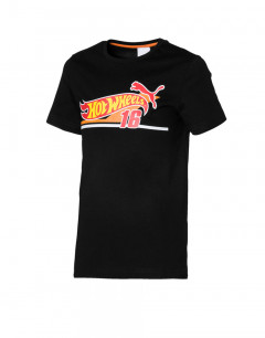 PUMA X Hot Wheels Tee Black