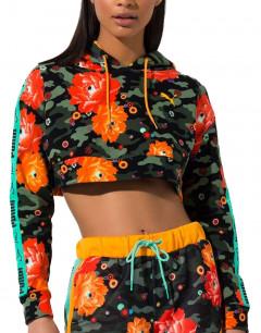 PUMA X Sue Tsai Peony Hoodie Multicolour