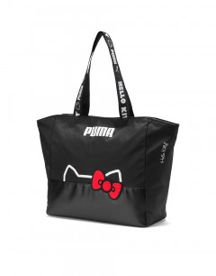 PUMA x Hello Kitty Large Shopper Bag Black