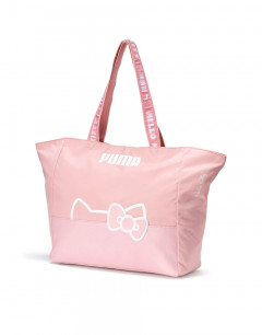 PUMA x Hello Kitty Large Shopper Bag Pink