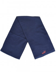 PUMA Snow Fleece Scarf Blue