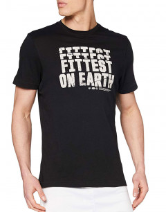 REEBOK CrossFit Fittest On Earth Tee Black