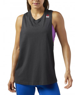 REEBOK CrossFit Sprayed Muscle Tank