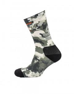 REEBOK Crossfit Printed Crew Socks
