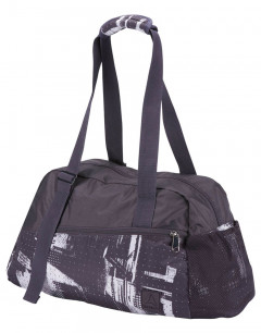 REEBOK Enhanced Lead & Go Graphic Grip Bag Grey