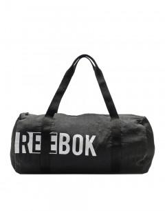 REEBOK Foundation Cylinder Bag Black