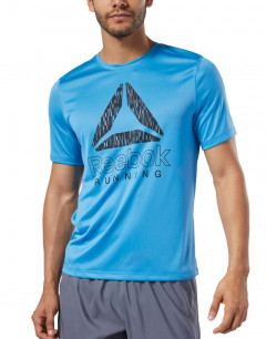 REEBOK Graphic Tee Blue