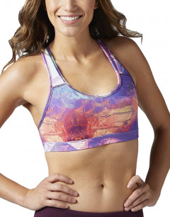 REEBOK Hero Electric Paradise Sport Bra