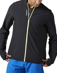REEBOK  Running Essentials Windbreakers Black