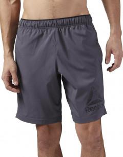 REEBOK Shorts Grey