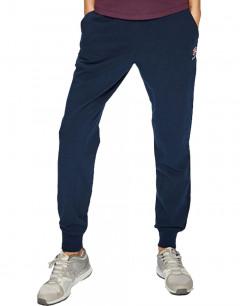 REEBOK Sweatpants Classics French Terry Navy