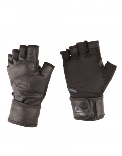 REEBOK Training Gloves Black