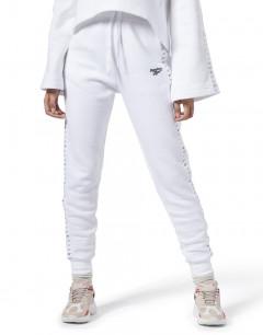 REEBOK Vector Jogger Pants White