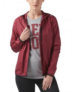 REEBOK Wor Wvn Jacket Red