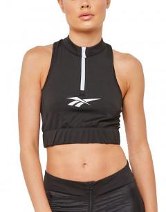 REEBOK Workout Lifestyle Women's Top Bra Black