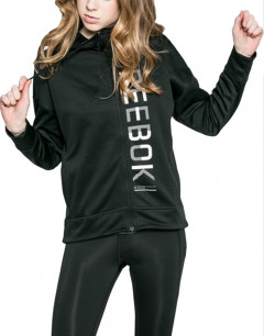 REEBOK Workout Ready BB Fleece FZ Hoodie