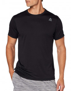REEBOK Workout Ready Tech Tee Black