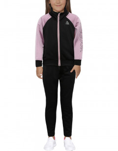 REEBOK Workout Ready Tricot Tracksuit Black