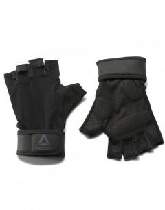 REEBOK Wrist Gloves Black
