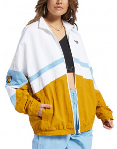 REEBOK x Gigi Hadid Track Jacket White/Yellow