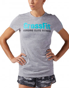 REEBOK Crossfit Tee Grey