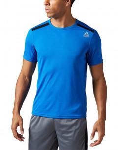 REEBOK Workout Tech Tee Blue
