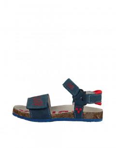 REPLAY Hurricane Sandals Junior Navy